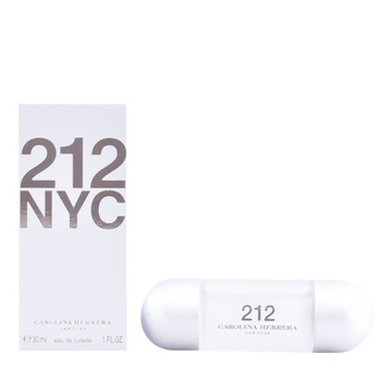 Damenparfum 212 Nyc For Her Carolina Herrera EDT (30 ml)