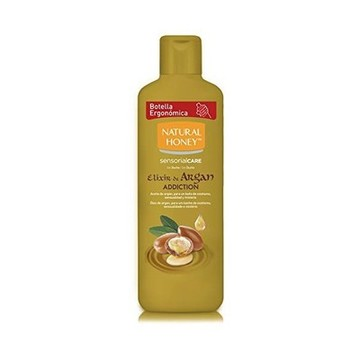 Duschgel Elixir De Argan Natural Honey (650 ml)