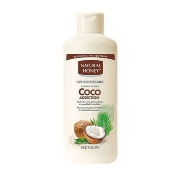 Duschgel Coco Addiction Natural Honey (650 ml)