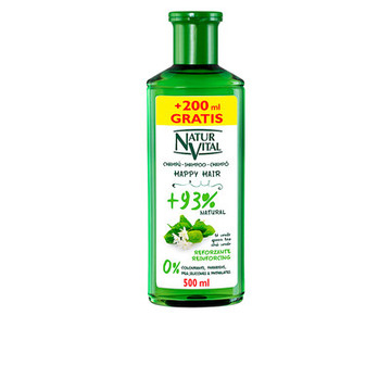 Repairing Shampoo Happy Hair Naturaleza y Vida (500 ml)