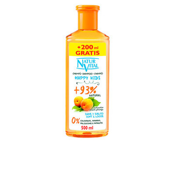 Kindershampoo Soft & Loose Naturaleza y Vida (500 ml)