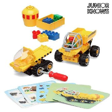 Konstruktionsspiel Junior Knows 1280 (38 pcs)
