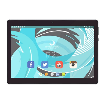 "Tablet BRIGMTON BTPC-1020QC 10"" 16 GB Wifi Quad Core Schwarz"