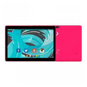 "Tablet BRIGMTON BTPC-1019QC 10"" 16 GB Wifi Quad Core Rot"