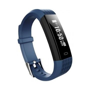 "Activity-Armband BRIGMTON BSPORT B1 0,87"" OLED Bluetooth 4.0 IP67 Blau"