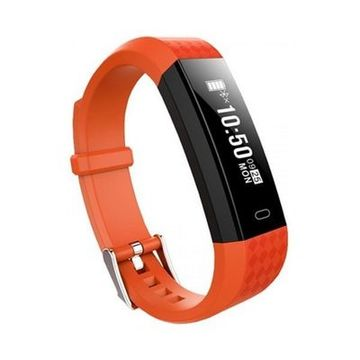 "Activity-Armband BRIGMTON BSPORT B1 0,87"" OLED Bluetooth 4.0 IP67 Orange"