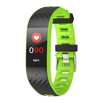 "Activity-Armband BRIGMTON BSPORT-16-V 0,96"" OLED Bluetooth Grün"
