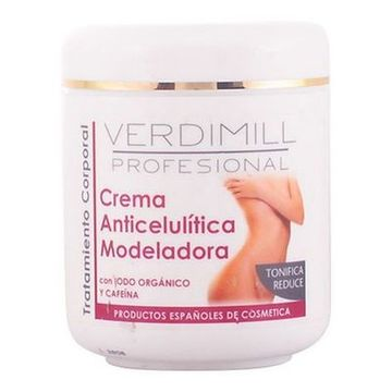 Anti-Cellulite-Creme Professional Verdimill 500 ml
