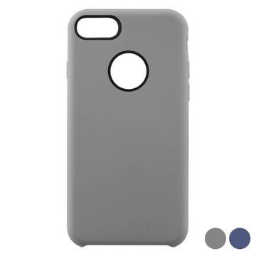 Handyhülle Iphone 7/iphone 8 Rubber Grau