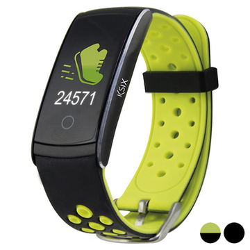 "Activity-Armband Fitness Brand HR2 0,96"" LCD Bluetooth 4.0 90 mAh"