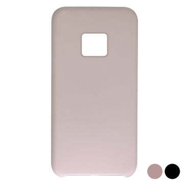 Handyhülle Huawei Mate 20 Pro Soft Silicone Rosa