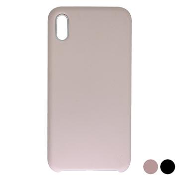 Handyhülle Iphone Xs Max Soft Silicone Rosa