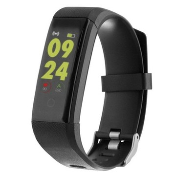 "Activity-Armband 0,96"" Bluetooth 80 mAh Schwarz"