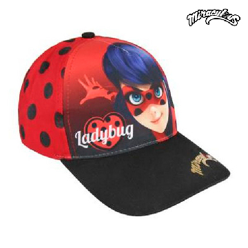 Kinderkappe Lady Bug 7609