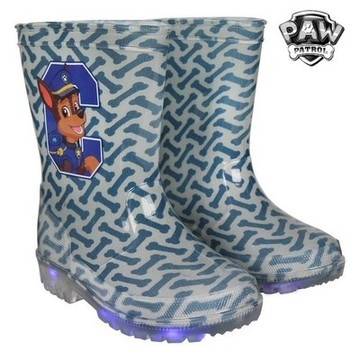 Kinder Gummistiefel mit LEDs The Paw Patrol 73501 25