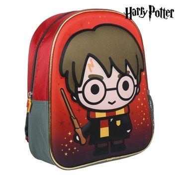 Kinderrucksack 3D Harry Potter 72432