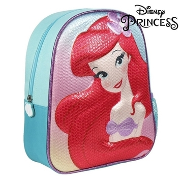 Kinderrucksack 3D Princesses Disney 72442