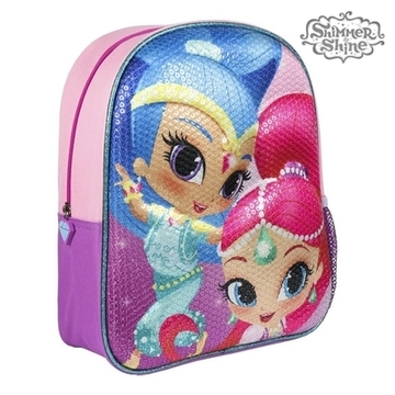 Kinderrucksack 3D Shimmer and Shine 72444