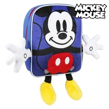 Kinderrucksack 3D Mickey Mouse 78353