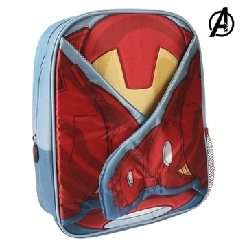 Kinderrucksack 3D Ironman The Avengers 78445