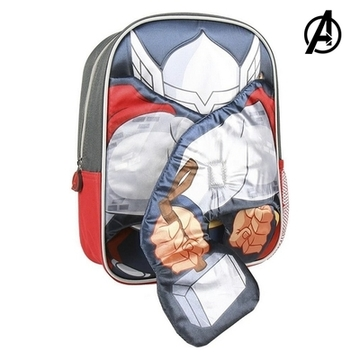 Kinderrucksack 3D Thor The Avengers 78452