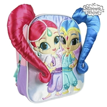 Kinderrucksack 3D Shimmer and Shine 78506