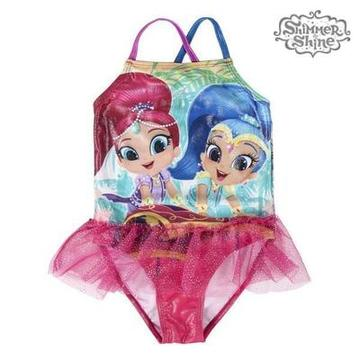 Badeanzug für Kinder Shimmer and Shine 73786