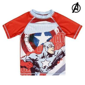 Bade-T-Shirt The Avengers 73817