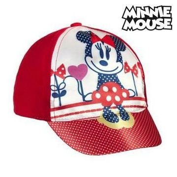 Kinderkappe Minnie Mouse 4206 (48 cm)
