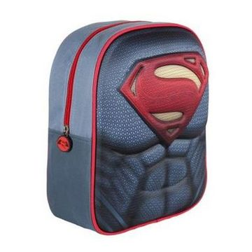Kinderrucksack 3D Superman 3406