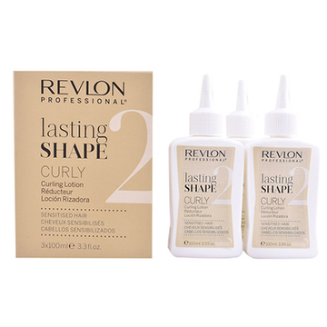 Fluid zur Definition von Locken Lasting Shape Revlon (100 ml)