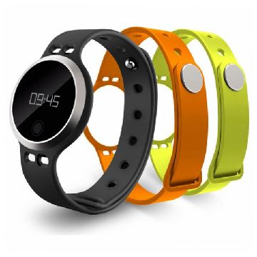 "Activity-Armband ORA FIT 2 OSB006-F2B 0.82"" Bluetooth 4.2 IP65 Android /iOS 23 g Schwarz"