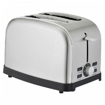Toaster COMELEC TP1724 Inox 1000W Weiß