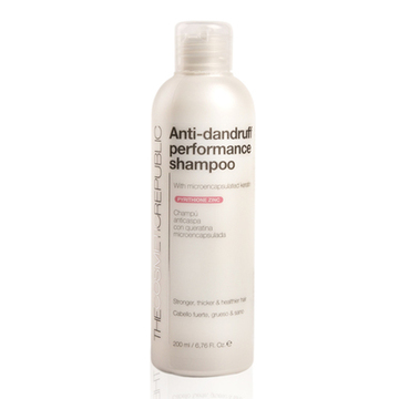 Anti-Schuppen Shampoo Performance The Cosmetic Republic (200 ml)
