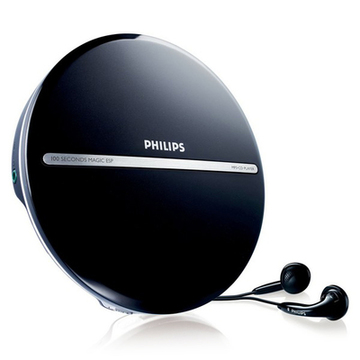 Mp3-Player Philips EXP2546/12 LCD (3.5 mm) Schwarz