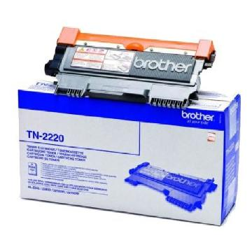 Original Toner Brother TN-2220 Schwarz