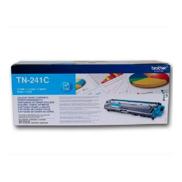 Original Toner Brother TN241C Türkis