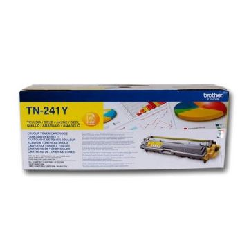Original Toner Brother TN241Y Gelb
