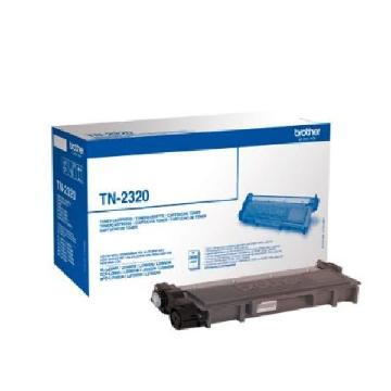 Original Toner Brother TN2320 Schwarz