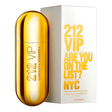 Damenparfum 212 Vip Carolina Herrera EDP 80 ml
