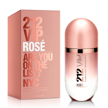 Damenparfum 212 Vip Rosé Carolina Herrera EDP 50 ml