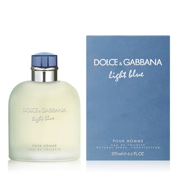 D&G Light Blue Pour Homme Männer 40 ml