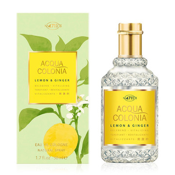 Damenparfum Acqua 4711 EDC Lemon & Ginger 50 ml