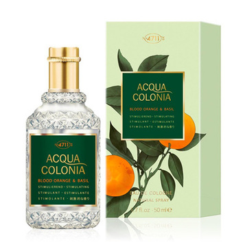 Unisex-Parfum Acqua 4711 EDC Blood Orange & Basil 170 ml