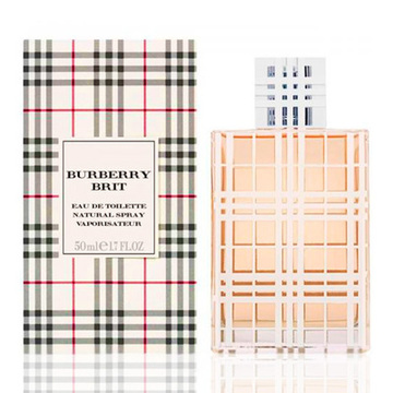 Damenparfum Burberry EDT Brit For Her 100 ml