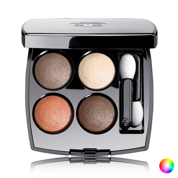 Palette mit Lidschatten Les 4 Ombres Chanel 288 - road movie 2 g