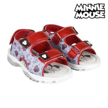 Kinder sandalen Minnie Mouse 73644 Rot 26