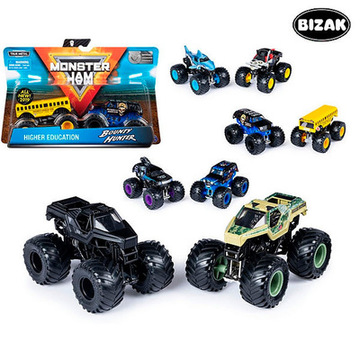 Auto Monster Jam (2 uds)