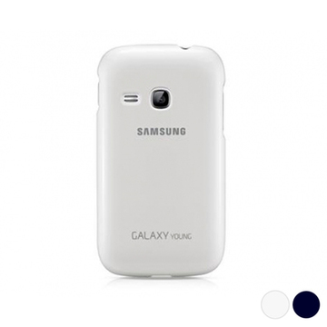 Handyhülle Galaxy Young S6310 Samsung Weiß