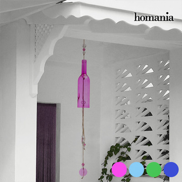 Crystal Bottle Homania Windspiel